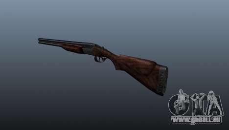 Deux coups de fusil de chasse ТОЗ-34 pour GTA 4 secondes d'écran