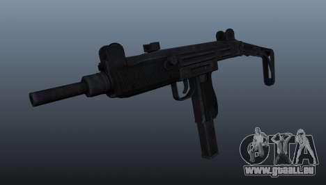IMI Uzi submachine gun pour GTA 4