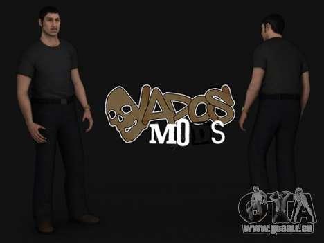 La Cosa Nostra HD Pack pour GTA San Andreas troisième écran