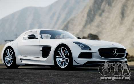 Mercedes-Benz SLS AMG Black Series 2014 pour GTA 4