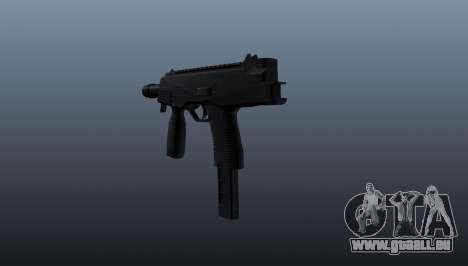 Automatische Pistole TMP für GTA 4 Sekunden Bildschirm