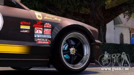 Shelby Terlingua Mustang für GTA 4 Seitenansicht