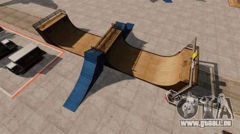 Stunt Park für GTA 4