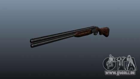 Doppelläufige Schrotflinte ТОЗ-34 für GTA 4