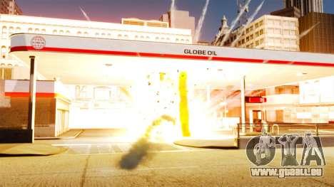 Le nouveau paramètre d'incendies et d'explosions pour GTA 4 quatrième écran