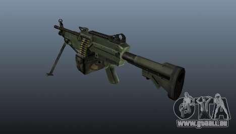 C9-Maschinengewehr für GTA 4 Sekunden Bildschirm