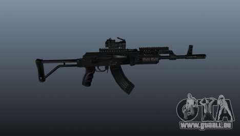Sopmod AK 4 pour GTA 4 troisième écran