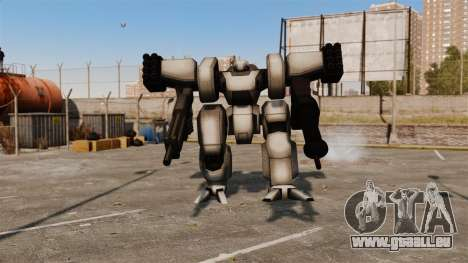 Front Mission Skript für GTA 4 dritte Screenshot