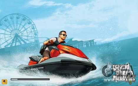 GTA V to SA: LoadScreens für GTA San Andreas sechsten Screenshot