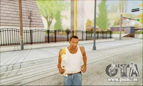Papier hygiénique pour GTA San Andreas troisième écran