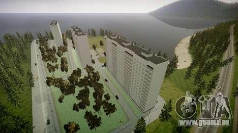 Kriminelle Russland RAGE v1. 4 für GTA 4 fünften Screenshot