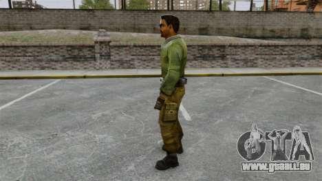 Moyen-Orient terroriste Elite Crew pour GTA 4 secondes d'écran