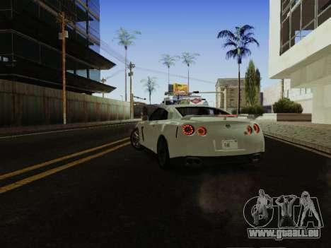SA_RaptorX v1. 0 für schwache PC für GTA San Andreas her Screenshot
