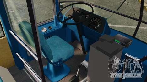 GM TDH 5303 v1 pour GTA 4 Vue arrière