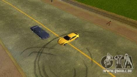 Vice City HD Road pour le quatrième écran GTA Vice City