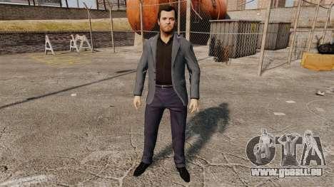 Michael de Santa für GTA 4