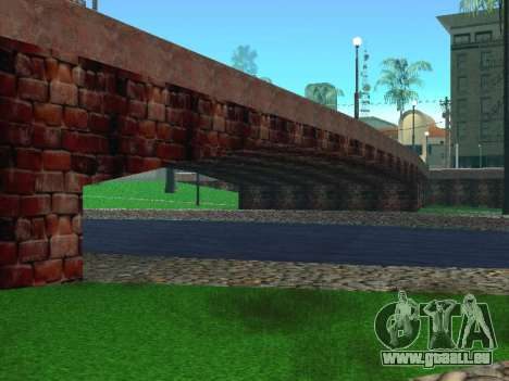 Glen Park für GTA San Andreas zweiten Screenshot