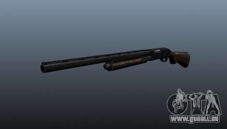 Vorderschaftrepetierflinte Remington 870 für GTA 4