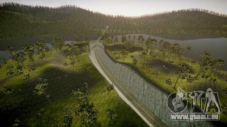 Pénale Russie RAGE v1.4 pour GTA 4 dixièmes d'écran
