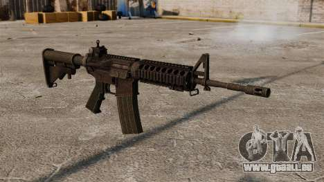 Halbautomatisches Gewehr des AR-15 für GTA 4