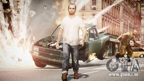 Trevor Fillips from GTA V pour GTA 4