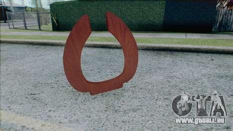 WC-Sitz von Peter für GTA San Andreas zweiten Screenshot