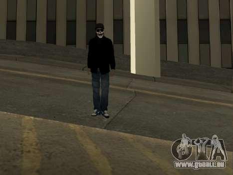 Vagos Skin Pack für GTA San Andreas zweiten Screenshot