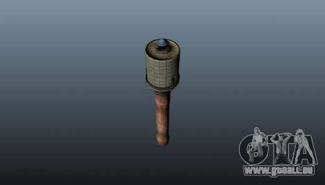 Grenade avec M43 pour GTA 4 secondes d'écran