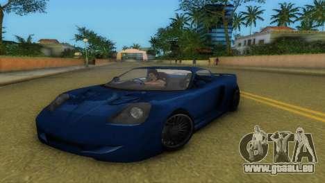 Toyota MR-S Veilside Hardtop pour GTA Vice City
