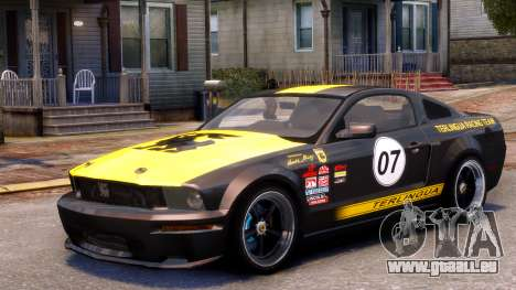 Shelby Terlingua Mustang pour GTA 4
