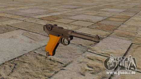 Luger P08 Pistole für GTA 4