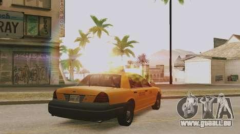 ENB ensoleillé pour les PC de faible ou moyenne pour GTA San Andreas deuxième écran