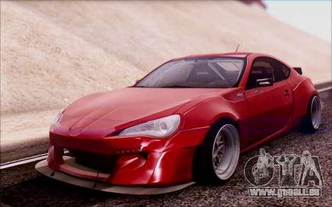 Toyota GT86 Rocket Bunny v2 für GTA San Andreas