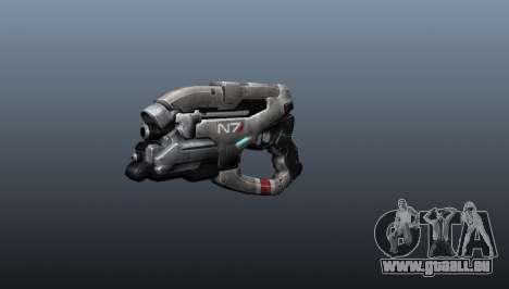 N7 Eagle Pistole für GTA 4