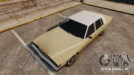 Nouvelle saleté sur le transport pour GTA 4 quatrième écran