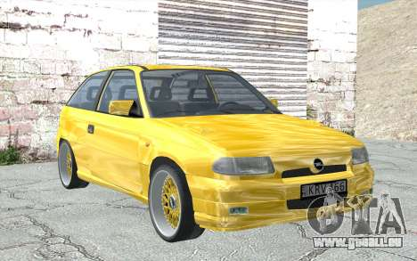 Opel Astra F GSI BBS Style pour GTA San Andreas