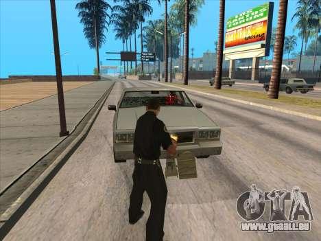 NSVT für GTA San Andreas sechsten Screenshot