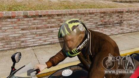Eine Sammlung von Helme Arai v2 für GTA 4