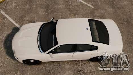 Dodge Charger 2014 für GTA 4 rechte Ansicht