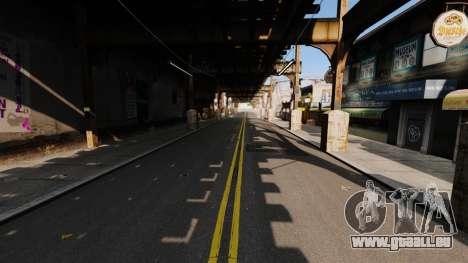 Street Race Track für GTA 4 Sekunden Bildschirm