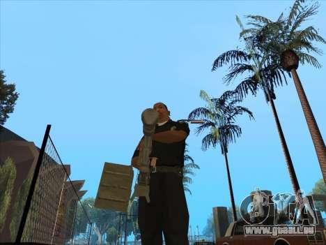 NSVT für GTA San Andreas zweiten Screenshot