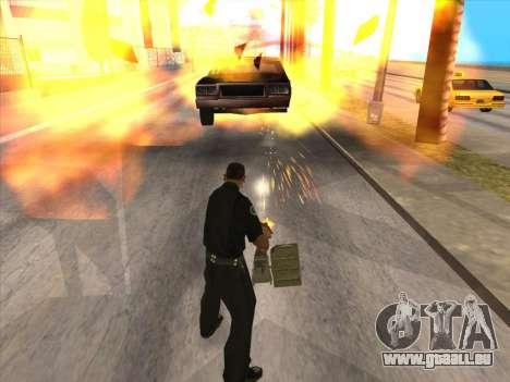 NSVT für GTA San Andreas siebten Screenshot
