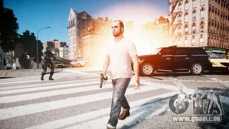 Trevor Fillips from GTA V für GTA 4 dritte Screenshot