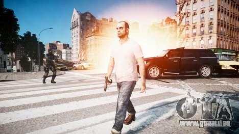 Trevor Fillips from GTA V pour GTA 4 troisième écran