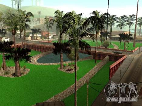 Glen Park für GTA San Andreas