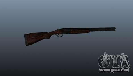 Doppelläufige Schrotflinte ТОЗ-34 für GTA 4 dritte Screenshot