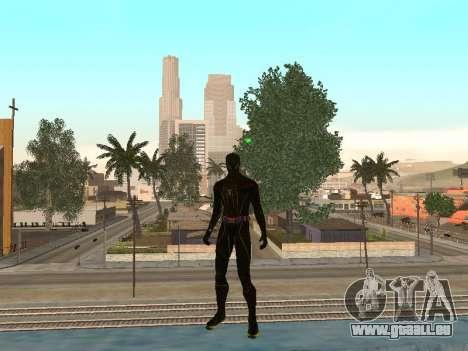 Spider-man pour GTA San Andreas deuxième écran