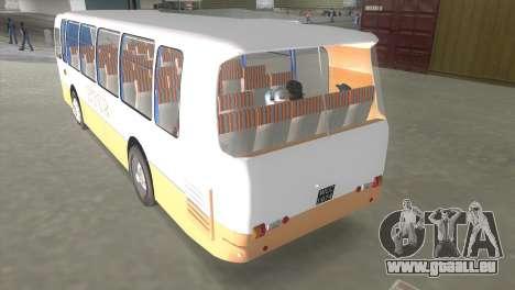 Autosan H9-21 pour une vue GTA Vice City de la gauche