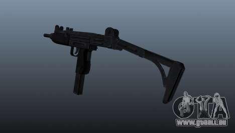 IMI Uzi submachine gun pour GTA 4 secondes d'écran