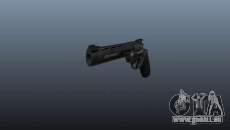 Raging Bull-Revolver für GTA 4